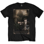 Peaky Blinders - Shotgun Men's Large T-Shirt - Black