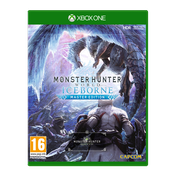 Monster Hunter World Iceborne Master Edition Xbox One Game