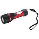 "Hama ""Solid 1"" LED Torch, 75 lumens, red"