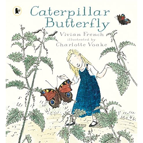 Caterpillar Butterfly by Vivian French (Paperback, 2016)
