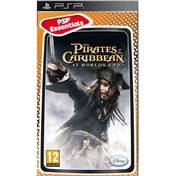 Lego Pirates Of The Caribbean Game PSP (Essentials)
