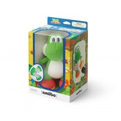 Mega Yarn Yoshi Amiibo (Yoshi's Woolly World) for Nintendo Wii U & 3DS