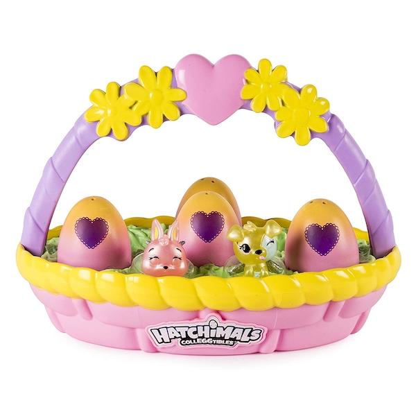 Hatchimals Colleggtibles Flower Basket