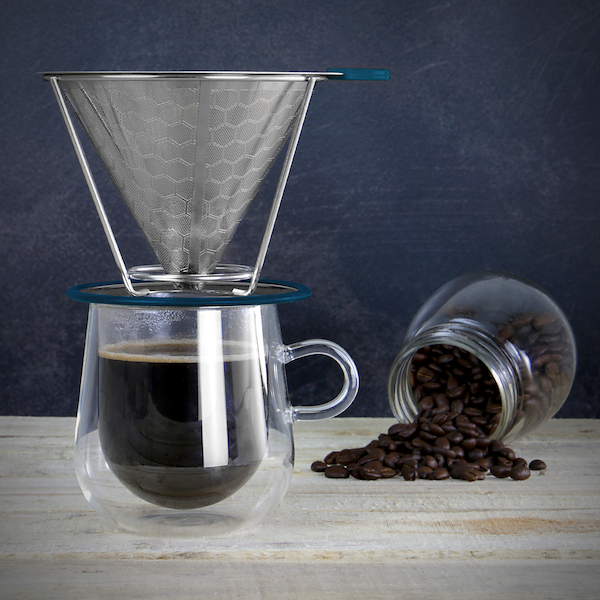 Reusable Stainless Steel Coffee Filter | M&W