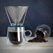 Pour Over Coffee Reusable Dripper Filter | Stainless Steel | M&W - Image 6
