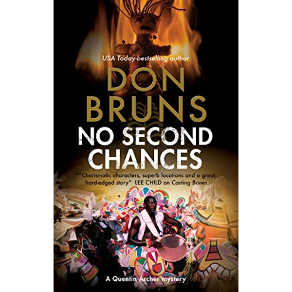 No Second Chances  Paperback / softback 2019