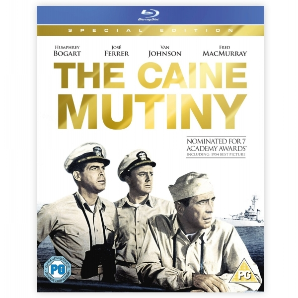 The Caine Mutiny Blu-ray