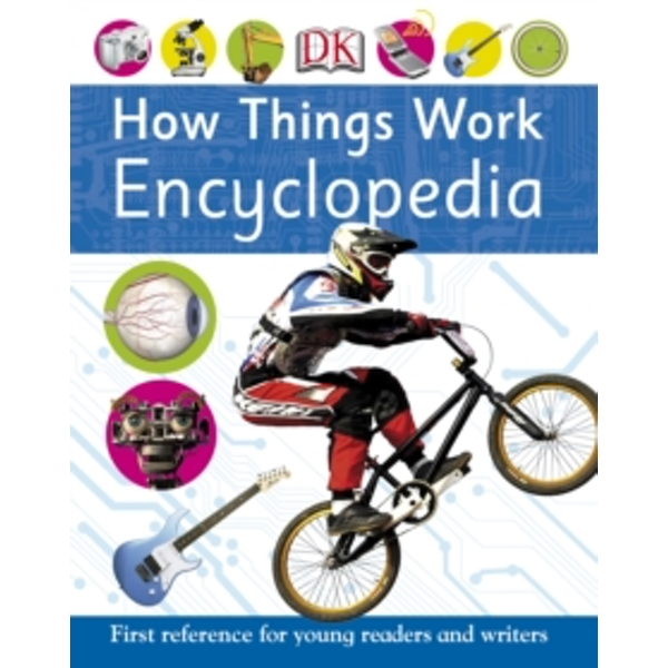 How Things Work Encyclopedia by DK (Paperback, 2012)