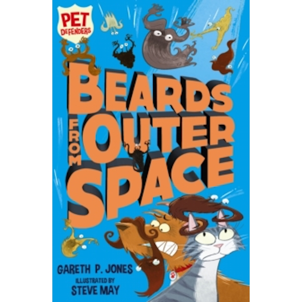 Beards from Outer Space by Gareth P. Jones (Paperback, 2017)