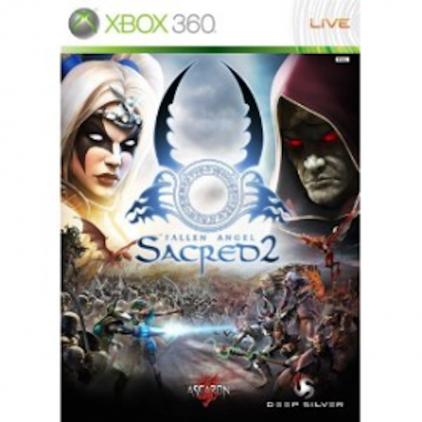 Sacred 2 Fallen Angel Game Xbox 360
