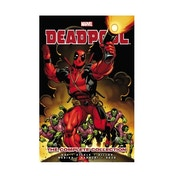 Marvel Deadpool The Complete Collection Volume 1 Paperback