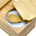 Bamboo Spice Salt & Pepper Box (with 2 spoons) | M&W - Image 5