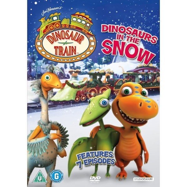 Dinosaur Train - Dinosaur's In The Snow DVD