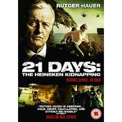 21 Days: The Heineken Kidnapping DVD