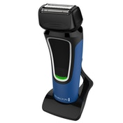 Remington PF7600 Mens Cord/Cordless Comfort Series Aqua Shaver Blue/Black UK Plug