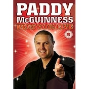 Paddy McGuinness - Plus You! Live DVD
