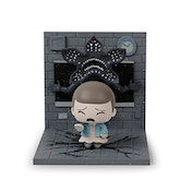Stranger Things - Upside Down Eleven And Demogorgon Diorama (Lootcrate Exclusive)