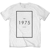 The 1975 - Original Logo Men's XX-Large T-Shirt - White