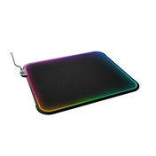 SteelSeries QcK Prism Dual-Textured Surface RGB Gaming Surface