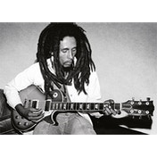 Bob Marley - Redemption Song Postcard