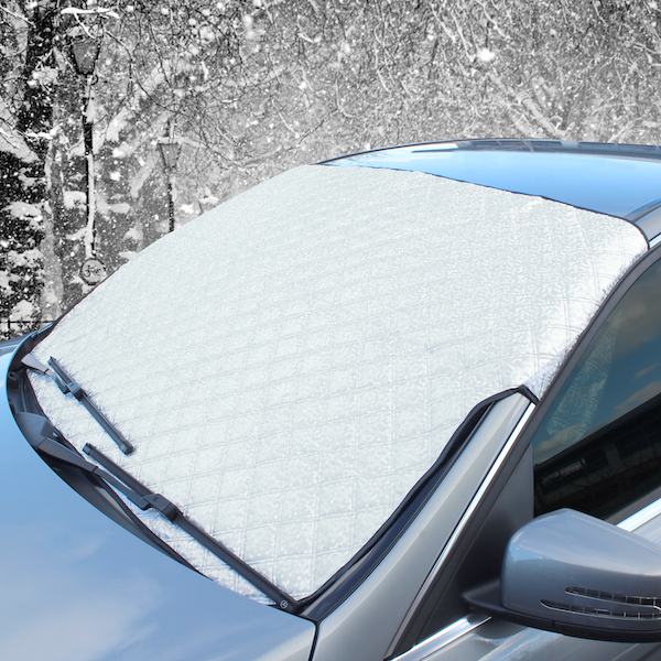 Car Windscreen Frost Protector | Snow, Dust & Ice Cover | M&W