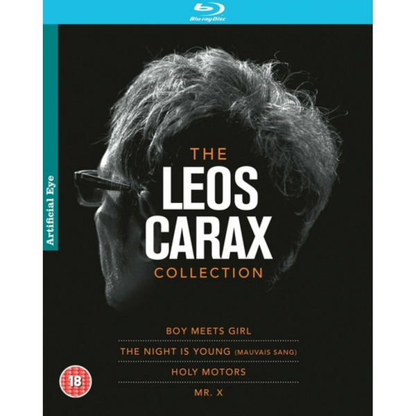 The Leos Carax Collection Blu-ray