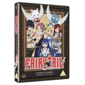 Fairy Tail Complete Series Box Set DVD