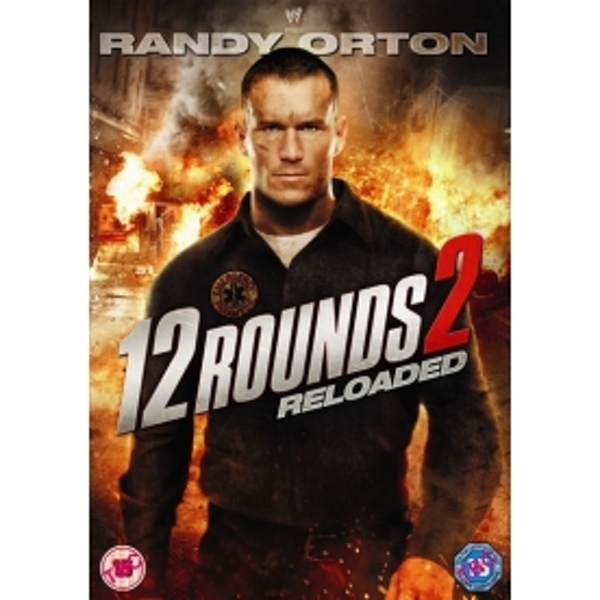 12 Rounds 2 Reloaded DVD
