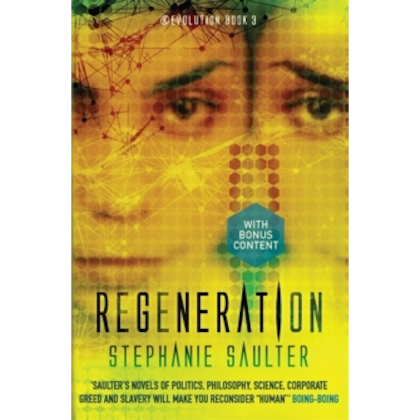 Regeneration: (R)Evolution Book 3 by Stephanie Saulter (Paperback, 2016)