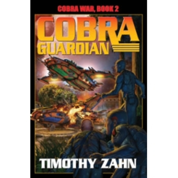 Cobra War Book 2: Cobra Guardian Hardcover