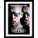 Hot Fuzz Close Up Collector Print - Image 2