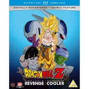 Dragon Ball Z Movie Collection Three: Cooler's Revenge/Return of Cooler - DVD/Blu-ray Combo
