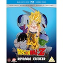 Dragon Ball Z Movie Collection Three: Cooler