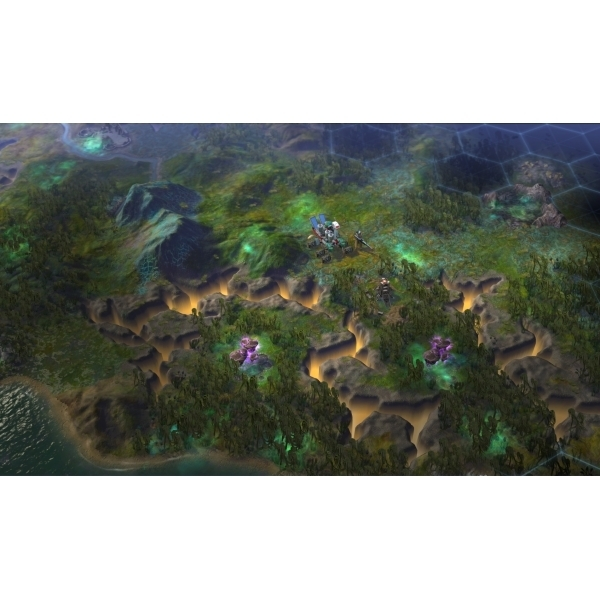 Sid Meier's Civilization Beyond Earth PC Game (with pre-order DLC) (Boxed and Digital Code) - Image 6