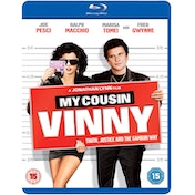 My Cousin Vinny Blu-Ray