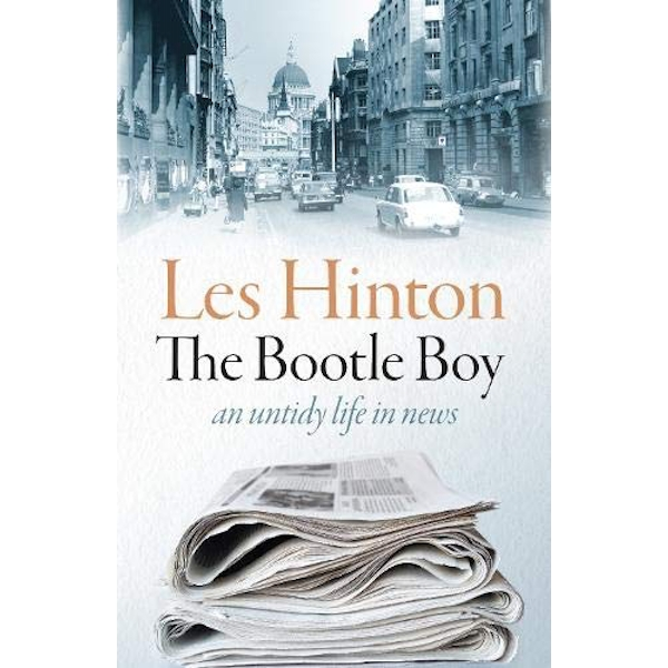 The Bootle Boy an untidy life in news Hardback 2018