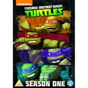 Teenage Mutant Ninja Turtles: Season One - First Mutations DVD