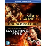 The Hunger Games & The Hunger Games: Catching Fire Blu-ray & UV Copy