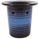 Blue Two Tone Oil Burner