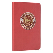 Red Ranger (Power Rangers) Hardcover Ruled Journal