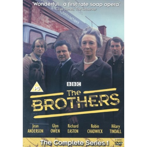 The Brothers - The Complete BBC Series 1 DVD