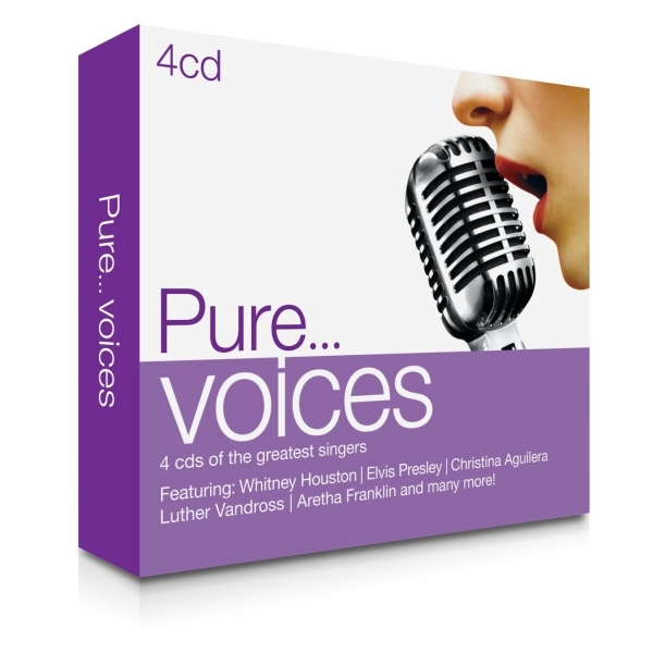 Pure... Voices Box set CD