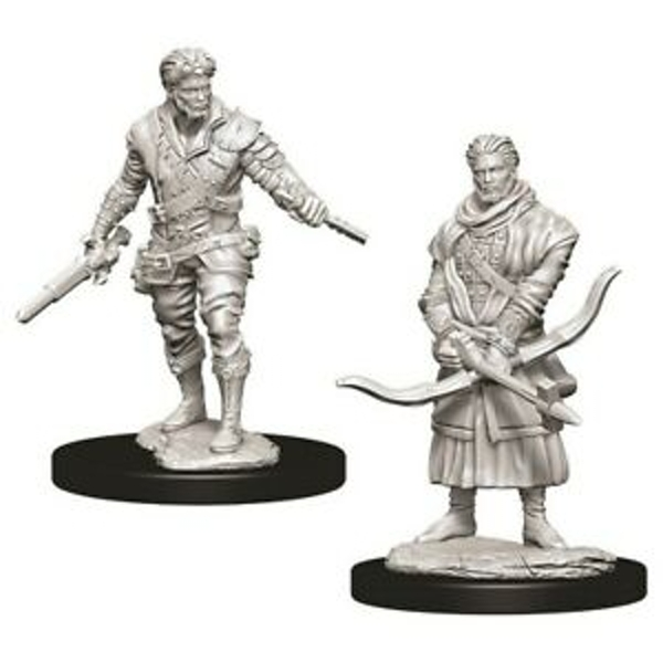 Dungeons & Dragons Nolzur's Marvelous Unpainted Miniatures (W9) Male Human Rogue
