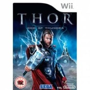 Thor The Video Game Wii