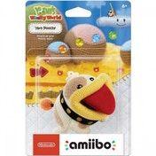Yarn Poochy Amiibo (Yoshi's Woolly World) Nintendo Wii U/3DS