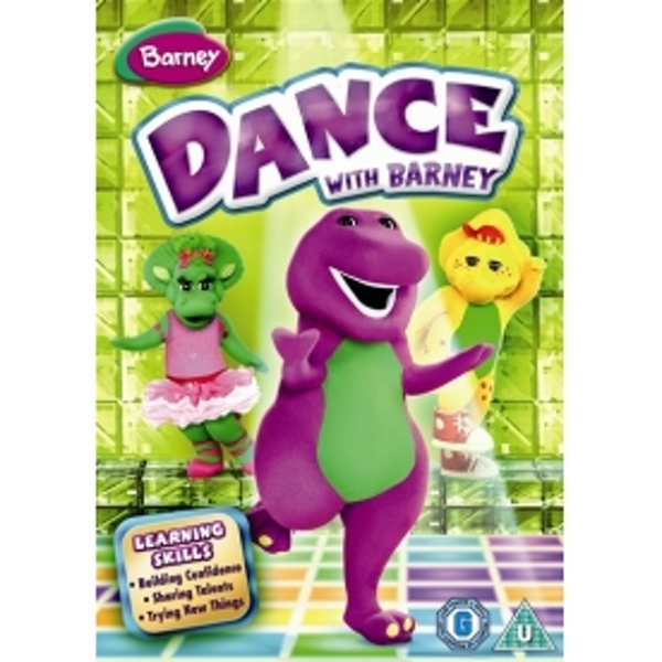 Barney - Dance With Barney DVD