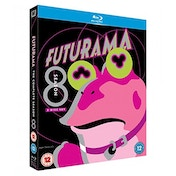 Futurama - Season 8 Blu-ray