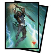 Ultra Pro Magic The Gathering War V1 Standard Deck Protector Sleeves (100 Pack)