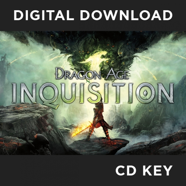Dragon Age Inquisition PC CD Key Download for Origin - ozgameshop com