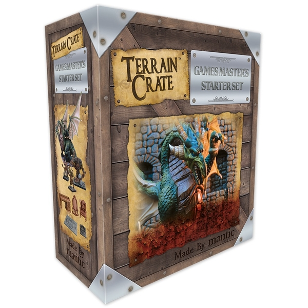 Terrain Crate - The GM's Dungeon Starter Set 2nd Edition